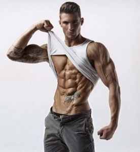 Ross Dickerson fitness